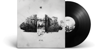 Cover of the first vinyl album: Music from Afar